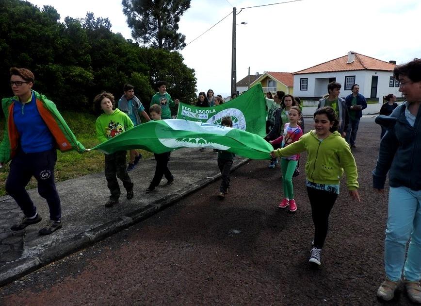 Rota dos 20 envolveu 70 Eco-Escolas e todos os municípios dos Açores